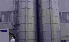 Opslagtank en reactorreiniging in de voedingsindustrie