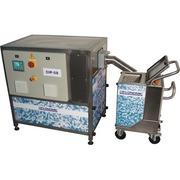 Pelletiseur et machine de nettoyage cryo