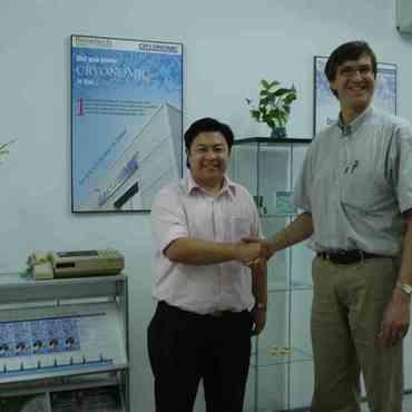 Partenaire en Malaisie
